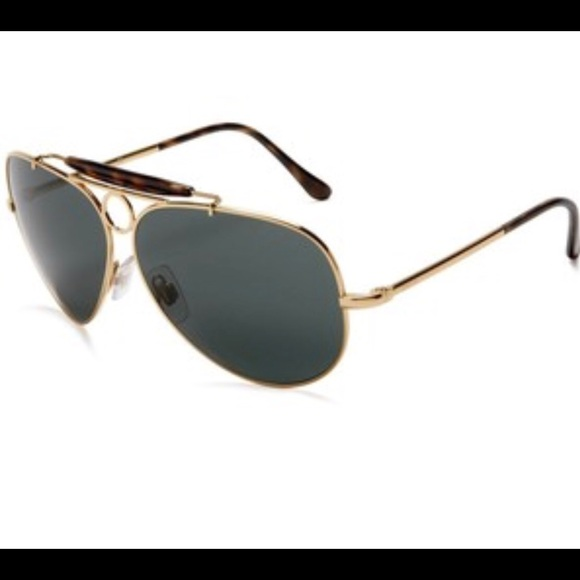 a09097665861c Polo Ralph Lauren Polarized Aviator Sunglasses
